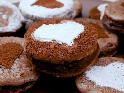 Как испечь миндальное печенье