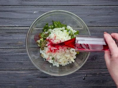 Как приготовить салат «Лобио» с гранатом
