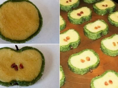 Печенье «Зеленое яблоко»